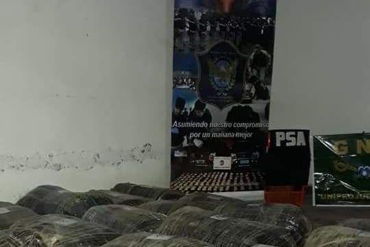 Resultados de los allanamientos en Orán