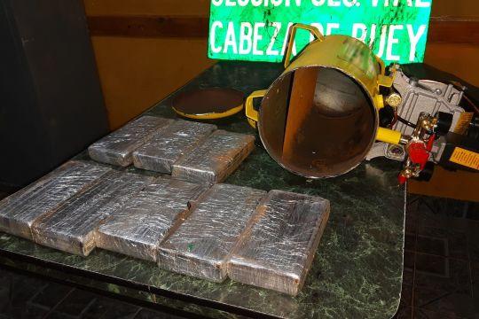 Orán: Ocultaba 8 kilos de cocaína