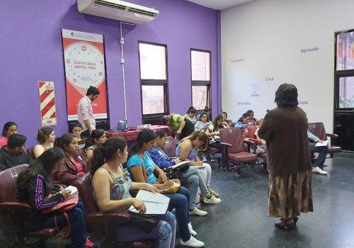 Seguridad Vial capacitó a futuros docentes en Orán