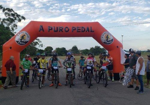 Tempo 2020 : Ciclismo en Orán