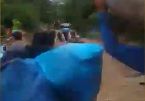 Frontera Caliente ¡¡¡Siguen cruzando bagayos!!!