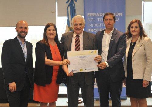 Seaboard: reconocida por su compromiso con la lucha contra el Trabajo Infantil