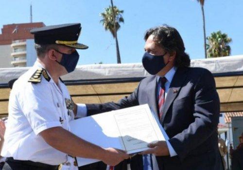 Asumió la nueva cúpula policial de Salta