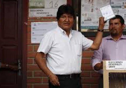 Tensión en Bolivia por la cancelación del escrutinio