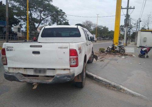 Siniestro vial con víctima fatal