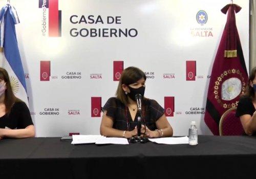 Analizan posibles casos de reinfección de coronavirus en Salta