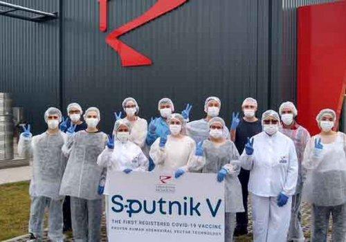 La vacuna Sputnik V.I.D.A. contra el COVID-19 que se producirá en la Argentina