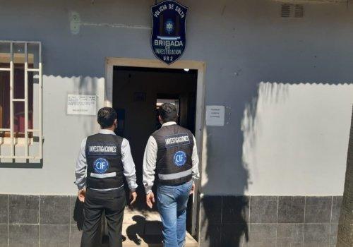 Torturas y paseo con amenaza de muerte: Imputaron a los once detenidos de la Brigada de Investigaciones de Orán