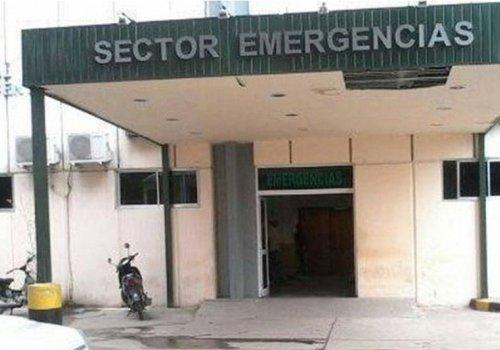 No hay disponibilidad de cama en UTI del Hospital