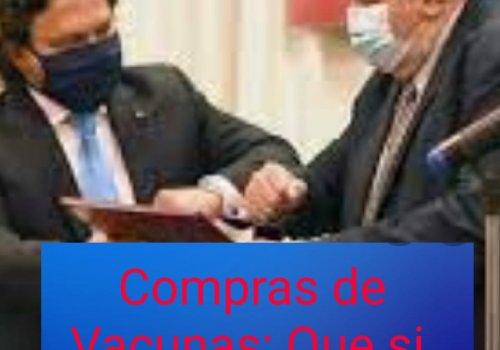 Salta: Que si, Que no en la compra de vacunas. Que harán?