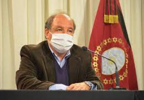 El Ministro Ricardo Villada esta Internado en una clinica privada